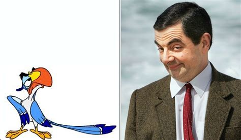 actor who looks like mr bean voice actors who look like their characters flavorwire