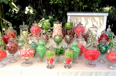 Pink And Green Candy Buffet Www Pixshark Com Images Pink And Green Buffet
