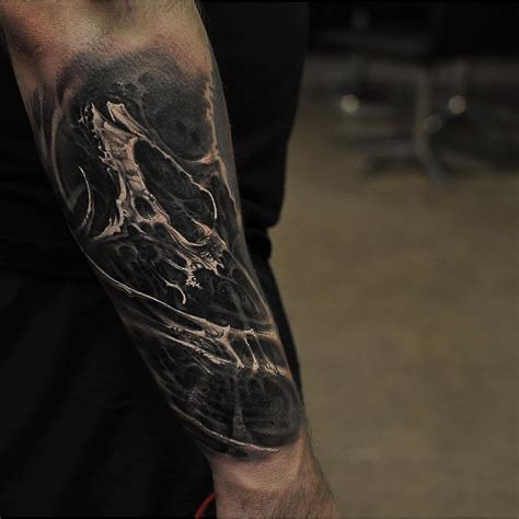 fore arm tattoo 3d forearm best ideas gallery