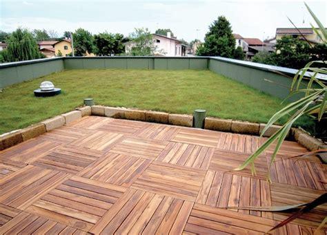 piastra in legno per pavimentazione da giardino listoplate