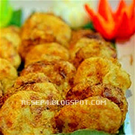 resep perkedel kentang enak resep masakan