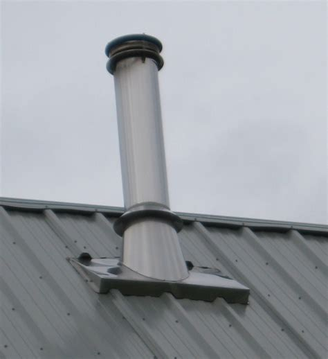 Fireplace Flue Pipe by Chimney Pipe Chimney Pipe Materials