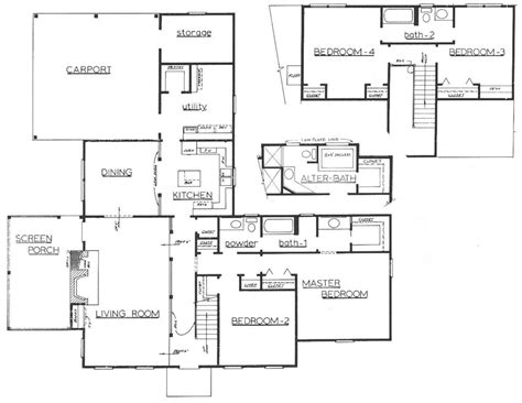 architecture house plan architectural floor plan by sneaky chileno on deviantart