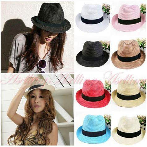 hat styles for summer season