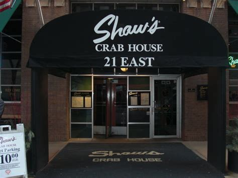 shaws crab house shaw s crab house chicago el comelier