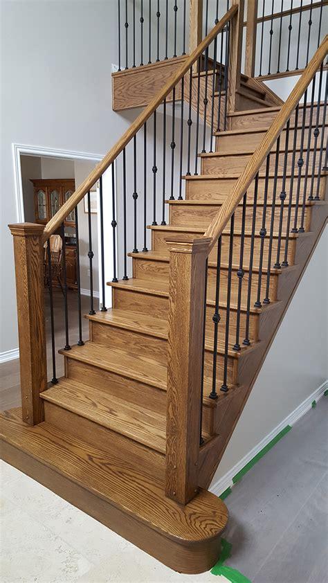 Rod Iron Staircase Wrought Iron Staircase Stair Rite