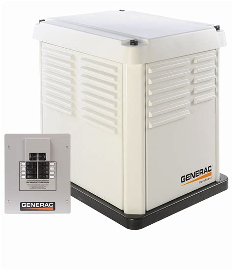 new generac gas propane generator power 5837