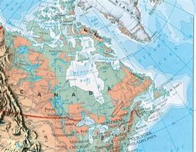 map of canada hudson bay mrpolino the hudson bay