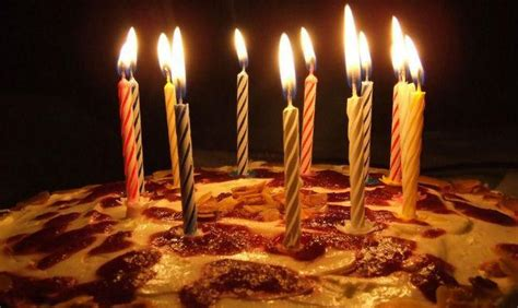 birthday candles   knew  needed