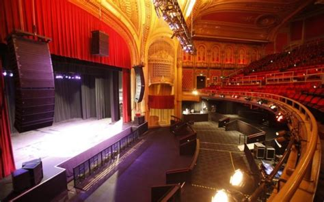 san francisco event venue  warfield theater unique