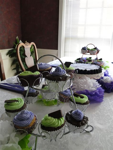 bridal shower decorations purple and green bridal shower layout for purple and green color