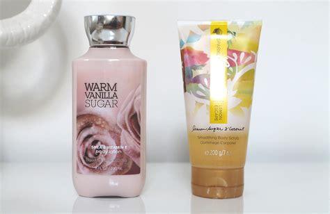 Parfum Warm Vanilla Sugar avis brumes s secrets et babwh ely gypset
