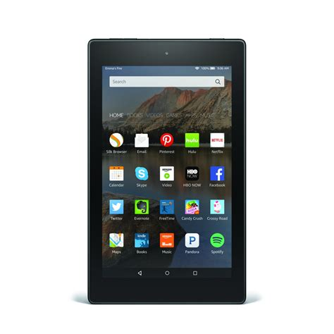 Tablet Hd hd 8 overview