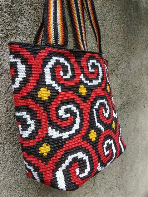 crochet tapestry bag pattern 1000 images about mochila bag on pinterest tapestry