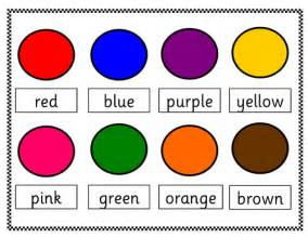 Spanish Home Decor Store colour match board word to colour by icklebella82