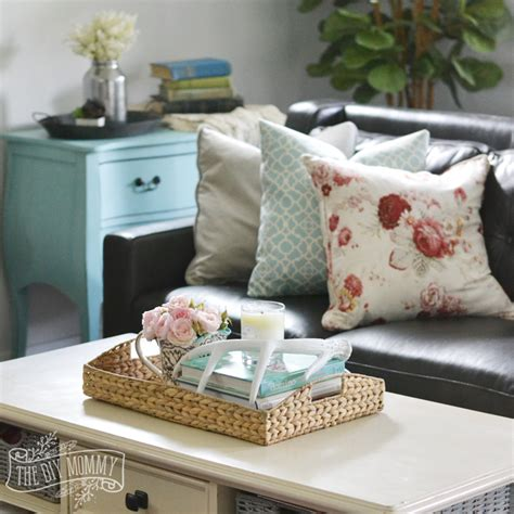 home decor channel how to style a coffee table tip tuesday the diy mommy