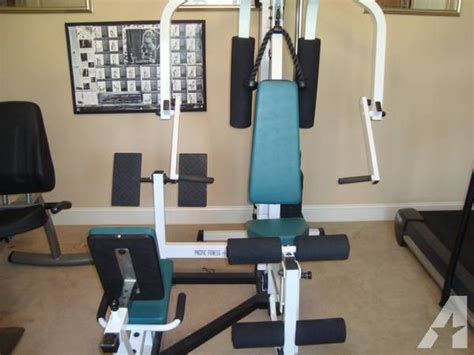home pacific fitness newport great condition for