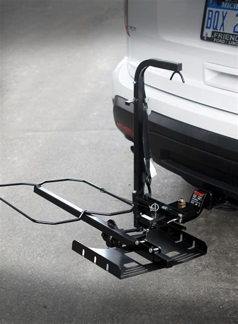 Wheelchair Car Rack by Silver Sc500 V3 Mobility Hitch Carrier Rack For