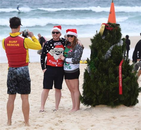 sydney australia photos christmas celebrations around