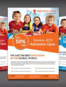 free school flyer templates 15 best academic flyer templates designs free
