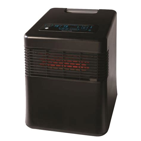 honeywell myenergysmart 5200 btu infrared portable heater