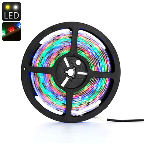 waterproof rgb led light strip 5050 leds 5 meter