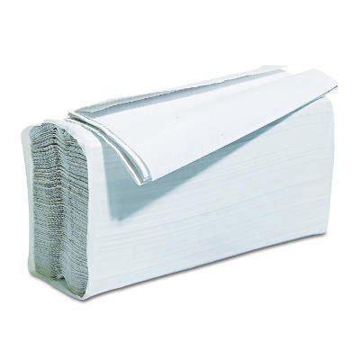 White C Fold Paper Towels - morcon c122 white c fold paper towels 10 x 12 25