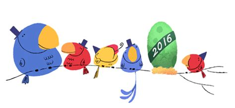 google design for today google doodle von heute frohes neues jahr 2016