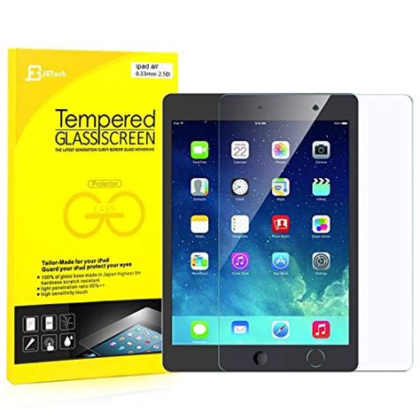 Pro 97 Inch 5 Air 2 Air2 Tempered Glass Screen Guard jetech 2017 9 7 inch air air 2 pro 9 7 import it all