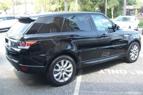 find land rover dealers in charleston south carolina