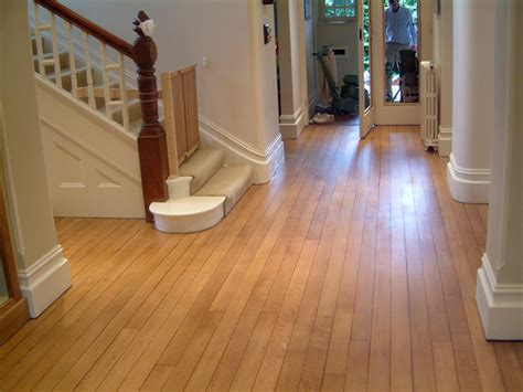 To Floor Slim Plank Oak Floor No 8 The West Sussex Antique Timber