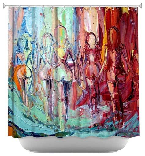 unique shower curtains shower curtain unique from dianoche designs exodus contemporary shower curtains