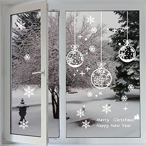 Fensterdeko Frohe Weihnachten by Fensterbilder Profer Statisch Haftende Pvc Sticker