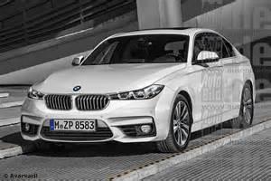 future bmw 1 series sedan gets a new rendering