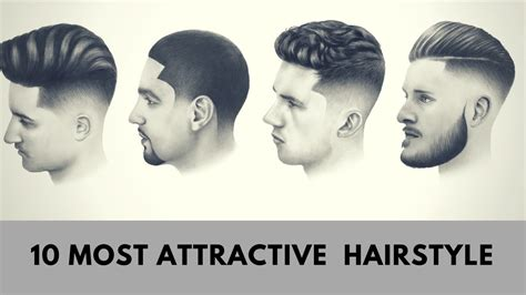 10 most attractive mens hairstyles best haircuts for 10 most attractive men hairstyle 10 best stylish