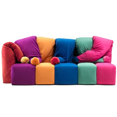 divanetto bambini divano design per bambini