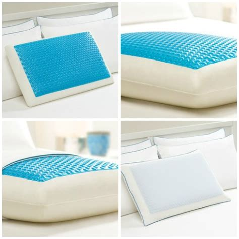 comfort revolution hydraluxe cooling gel pillow review