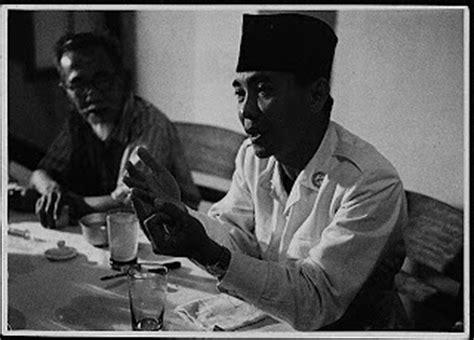 biografi pahlawan h agus salim foto presiden soekarno gambar foto logo