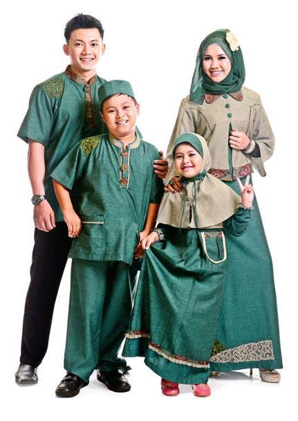 Busana Muslim Keluarga Koleksi Model Baju Muslim Terbaru Untuk Keluarga Info