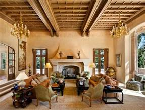 tuscan style homes interior 17 villa interior designs ideas design trends