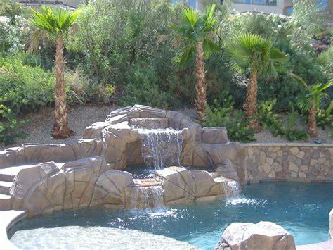 Backyard landscaping ideas in Las Vegas Desert Springs