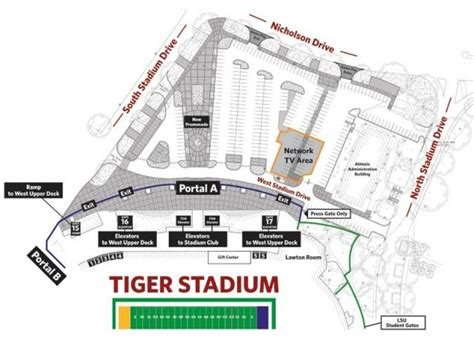 lsu football parking map lsu vs ul lafayette gameday information lsusports net