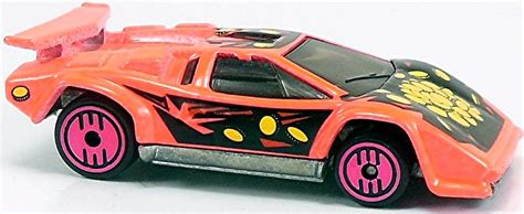 Hotwheels Lamborghini Countach 25th Anniversary wheels lamborghini countach 25th anniversary