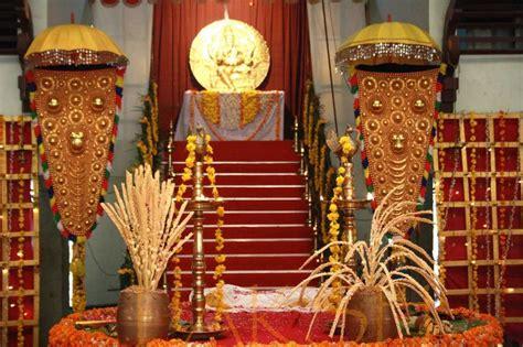 South Indian Home Decor by Traditional Decor At A Malayali Hindu Wedding