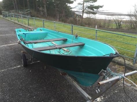 fishing boats for sale on gumtree uk fishing boat fulmar 15ft in kirkcaldy fife gumtree