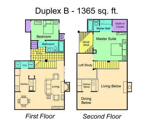 Floor Plans For Duplexes duplex plan joy studio design gallery best design