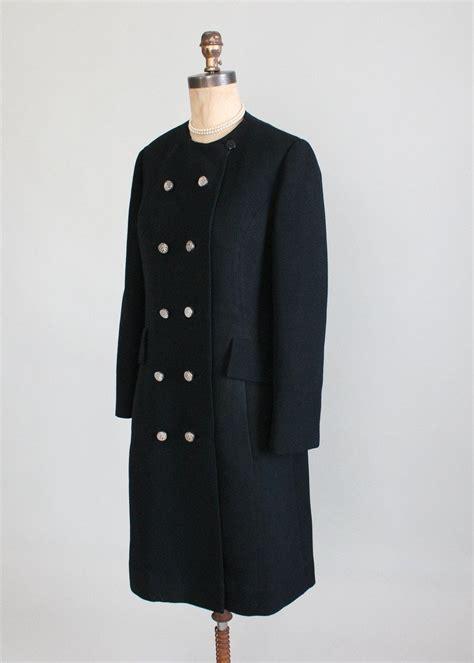 Rothmoor Coat | vintage 1960s rothmoor mod winter coat raleigh vintage