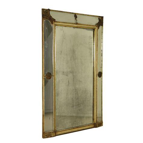 specchi e cornici grande specchiera specchi e cornici antiquariato