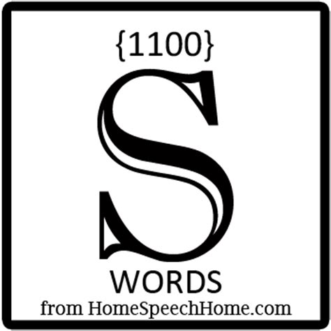 1100 s words phrases sentences paragraphs by place