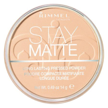 Rimmel Stay Matte Powder Transparent rimmel stay matte pressed powder transparent 001 49 oz